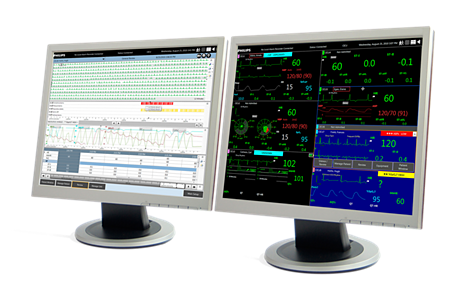 IntelliVue Central monitoring system