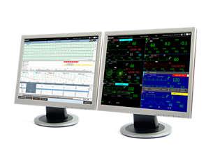 IntelliVue Sistema de monitoreo central