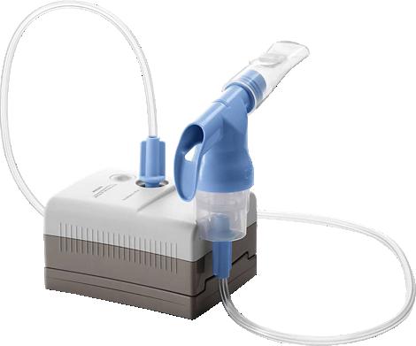 InnoSpire Compressor nebuliser system