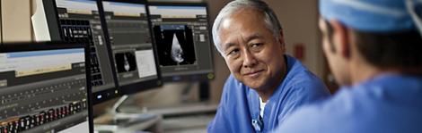 IntelliSpace Cardiovascular Sistema de gestão de imagens e informação
