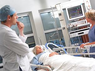 Spirometrie Klinische Parameter - Beatmung