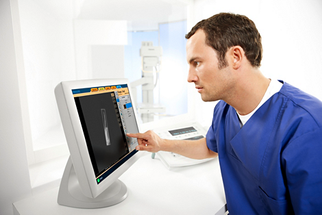 Radiographie RightFit Serviceverträge