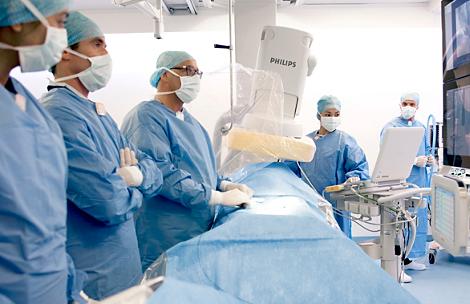 Angiografiesysteme Moderne Bildgebung