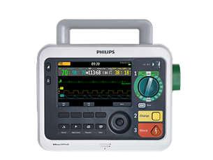 Efficia defibrillator / monitor