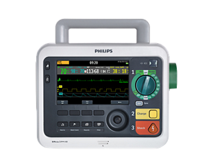 Efficia defibrillator / monitor