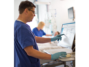 IntelliSpace Critical Care and Anaesthesia Critical care information system