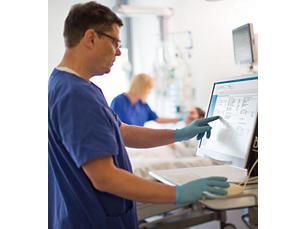 IntelliSpace Cuidados Críticos y Anestesia (ICCA)