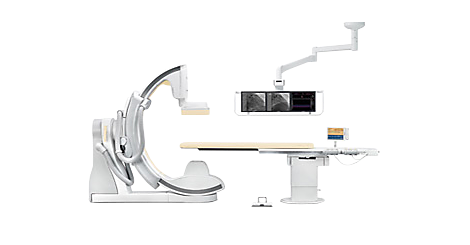 Allura Centron IXR system with C-arm