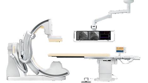Allura Centron Système de radiologie interventionnelle