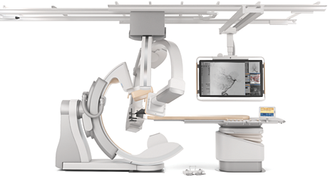 Allura Xper FD20/15 Interventionelles neuroradiologisches Röntgensystem