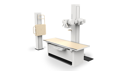 PrimaryDiagnost Cost effective radiography system