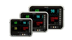 Patientenmonitore der Serie Efficia CM