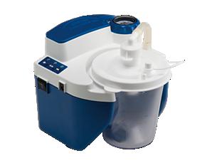 バキュエイドQSU 電動式可搬型吸引器