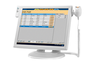 Eleva User interface for X-ray systems