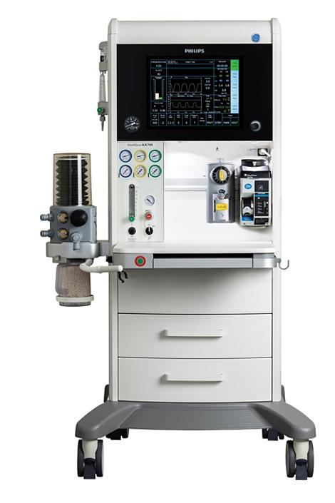 IntelliSave Anesthesia system