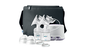 Comfort Double Electric Breast Pump