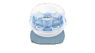 Microwave Steam Steriliser