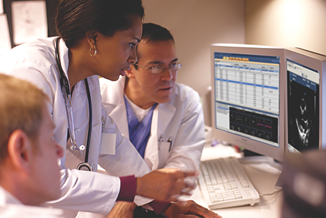 Xcelera Multi-modality cardiology image management