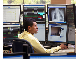 eICU program Telehealth for the intensive care unit