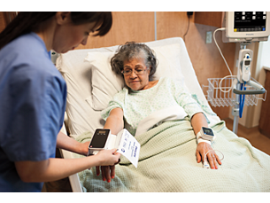 IntelliVue Cableless patient monitoring