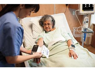 IntelliVue Monitoreo inalámbrico del paciente