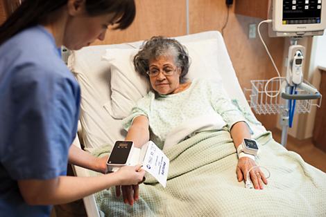 IntelliVue Monitorage patient sans fil