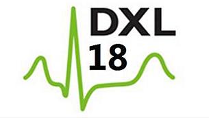 DXL 18导联心电图算法