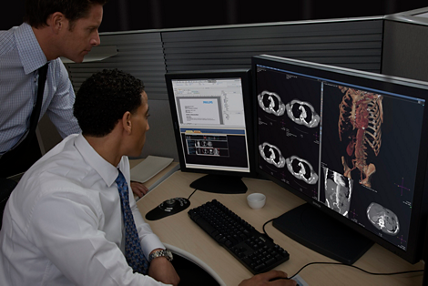 XIRIS Internet Radiology information system