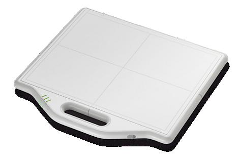 Detector portátil inalámbrico Detector portátil plano inalámbrico