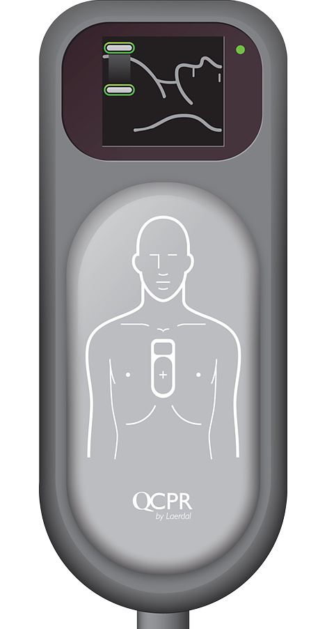 Q-CPR™ medidor CPR