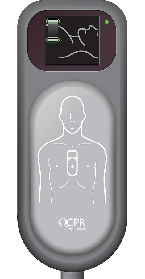 Q-CPR™ Miernik RKO