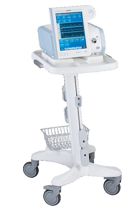Philips Respironics Nicht invasives Beatmungsgerät