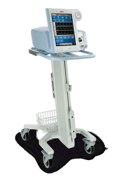V60 Philips Respironics Ventilador não invasivo
