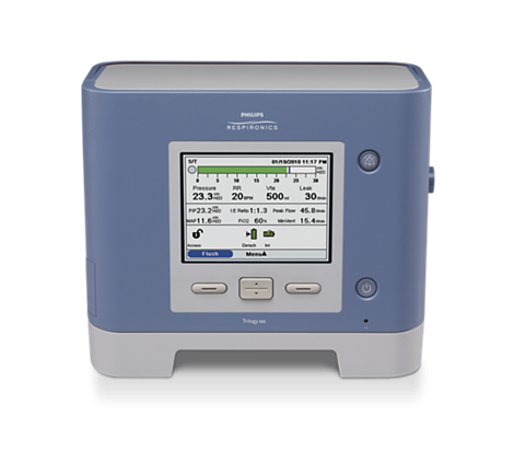 Philips Respironics Beatmungsgerät