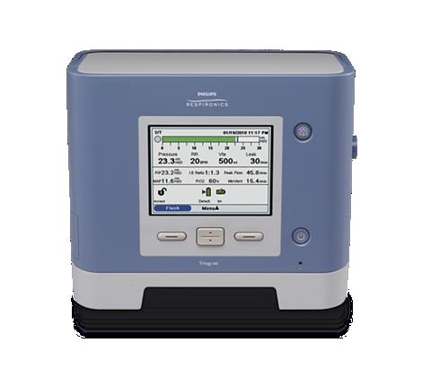 Respironics Ventilator