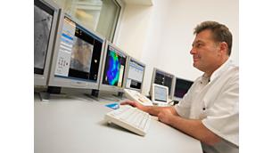 Xper Information Management Physiomonitoring 5 Registro y presentación EP