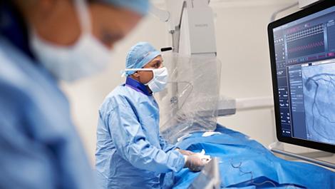 StentBoost Tool für interventionelle Verfahren
