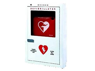 Defibrillator Cabinet (semi-recessed) Accessories