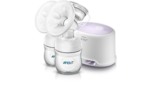 Comfort Twin Electric Breast Pump