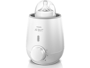 Premium Bottle Warmer Warms gently and evenly to preserve nutrients and vitamins