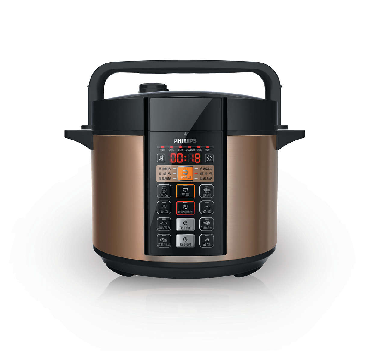 Viva Collection Hd2136 05 Philips Pressure Cooker