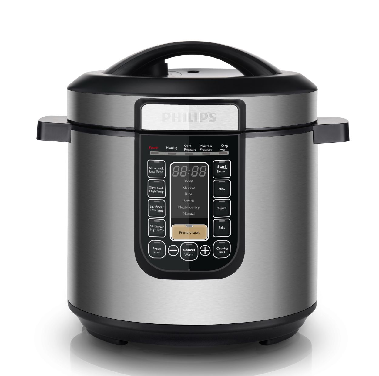 Viva Collection All-In-One Cooker HD2137/62 | Philips