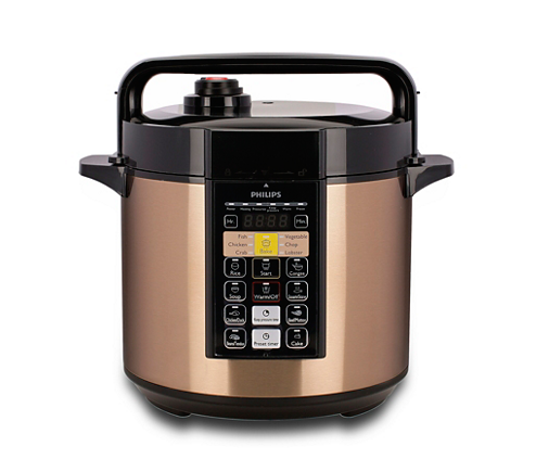 Viva Collection Me Computerized Electric Pressure Cooker Hd2139 62