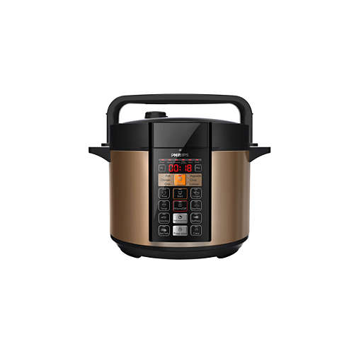 Viva Collection ME Computerized electric pressure cooker