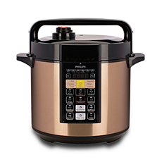 HD2139/65 -   Viva Collection ME Computerized electric pressure cooker