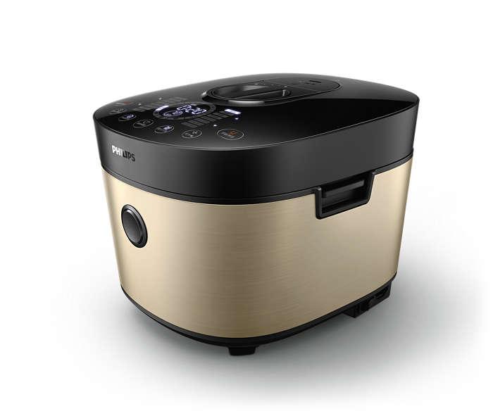 释放香味 - 米粒美味无穷