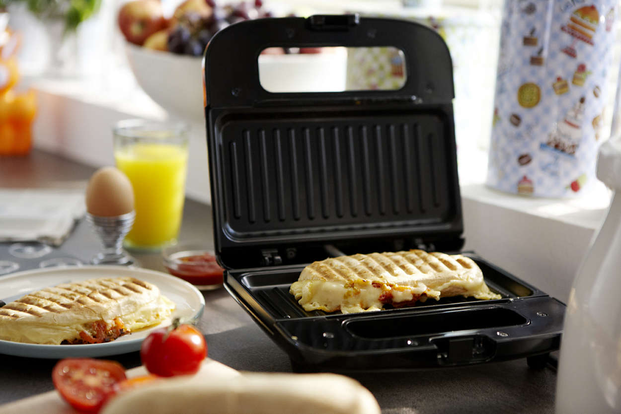 Daily Collection Sandwich maker HD2394/91   Philips