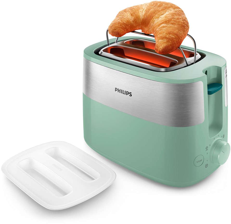 Hrskavi tost zlatno-smeđe boje – svaki dan