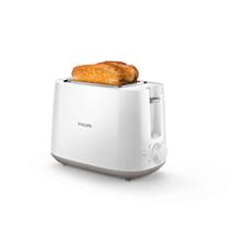 HD2581/01 Daily Collection آلة تحميص الخبز