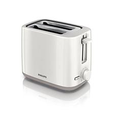 HD2595/00 Daily Collection Máy nướng bánh mì
